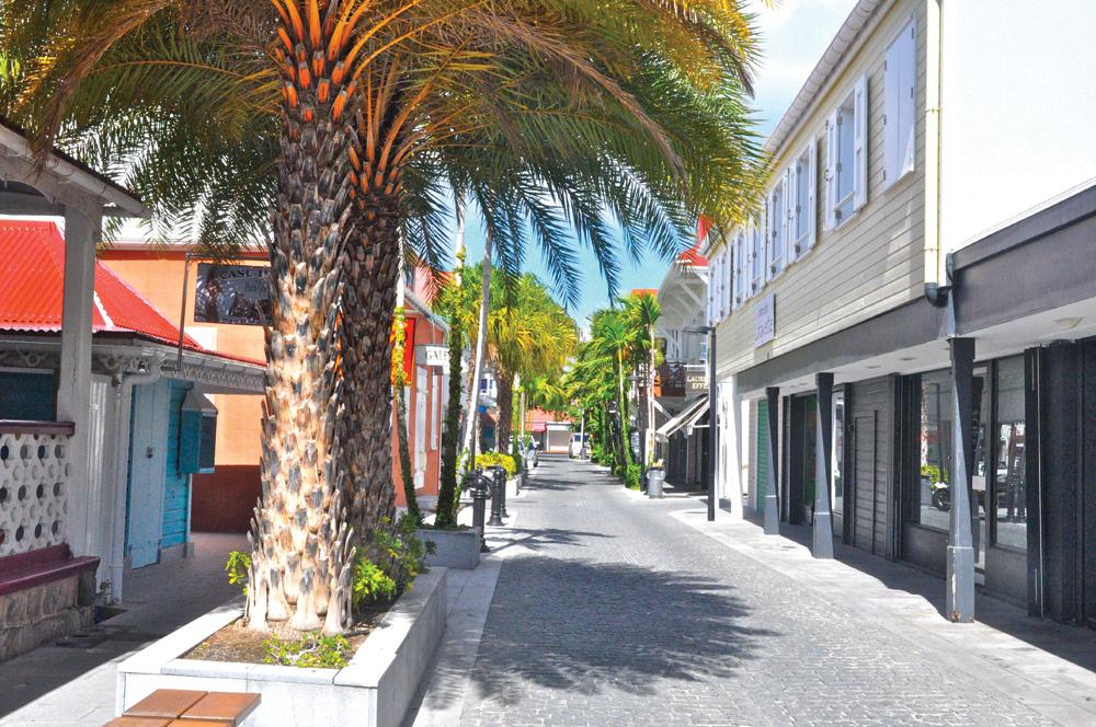 St. Bart's, Gustavia