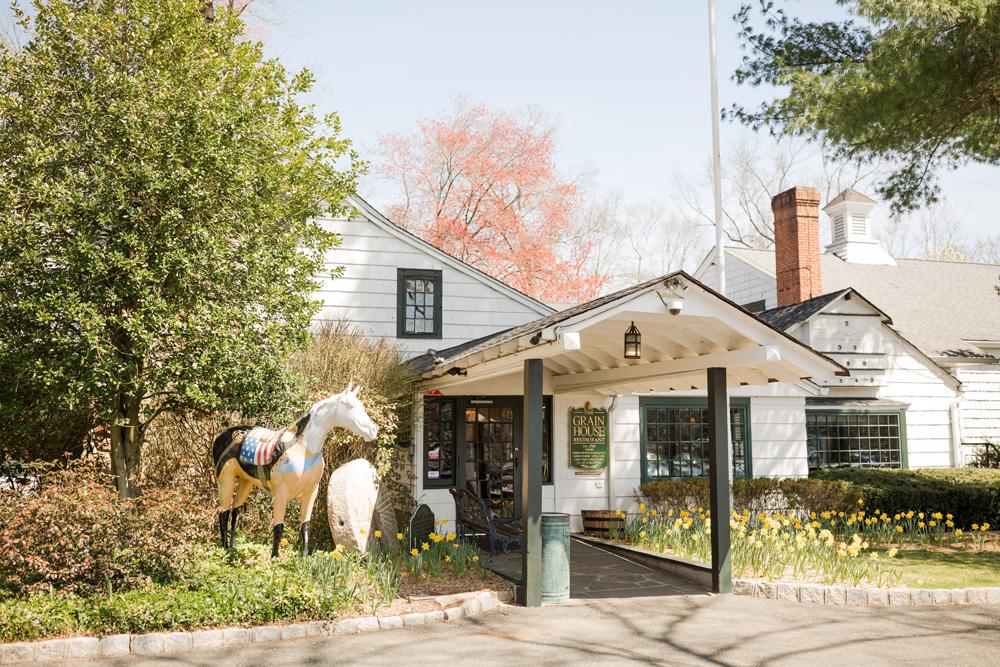 Grain House, Front Door (Christy Nicole Photography)