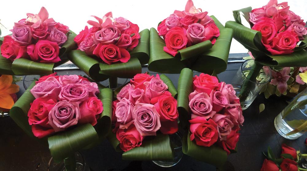 Flowers by Sandra & Donath
