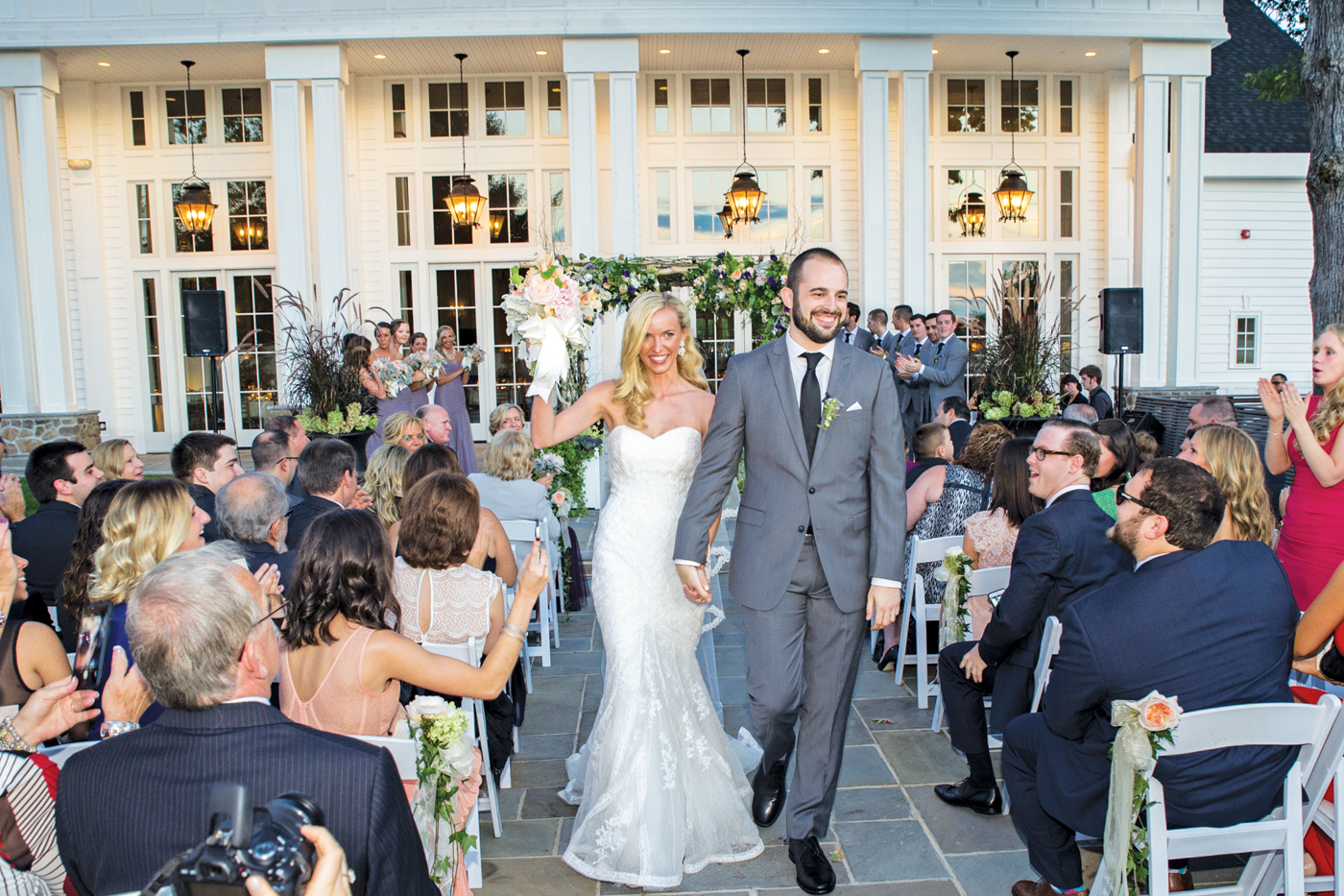 Katie Anthony S Wedding At The Ryland Inn Funico