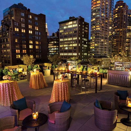 Search for Sites with Rooftop Glamour