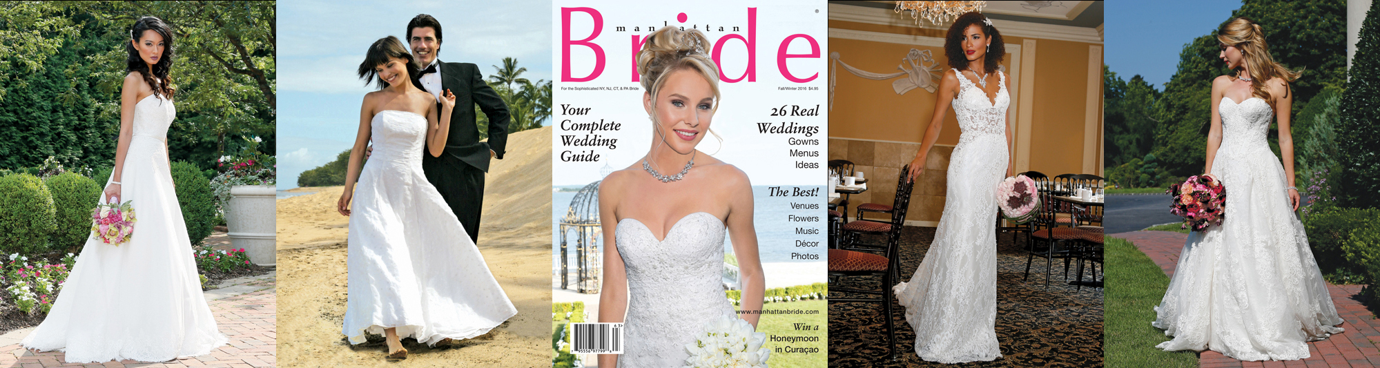 Manhattan Bride Covers & More F/W 16