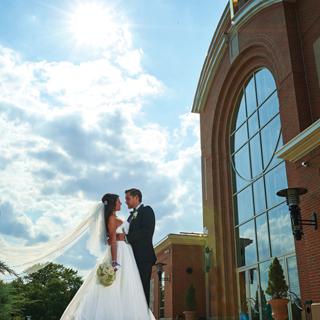 Rooftop Glamour Weddings