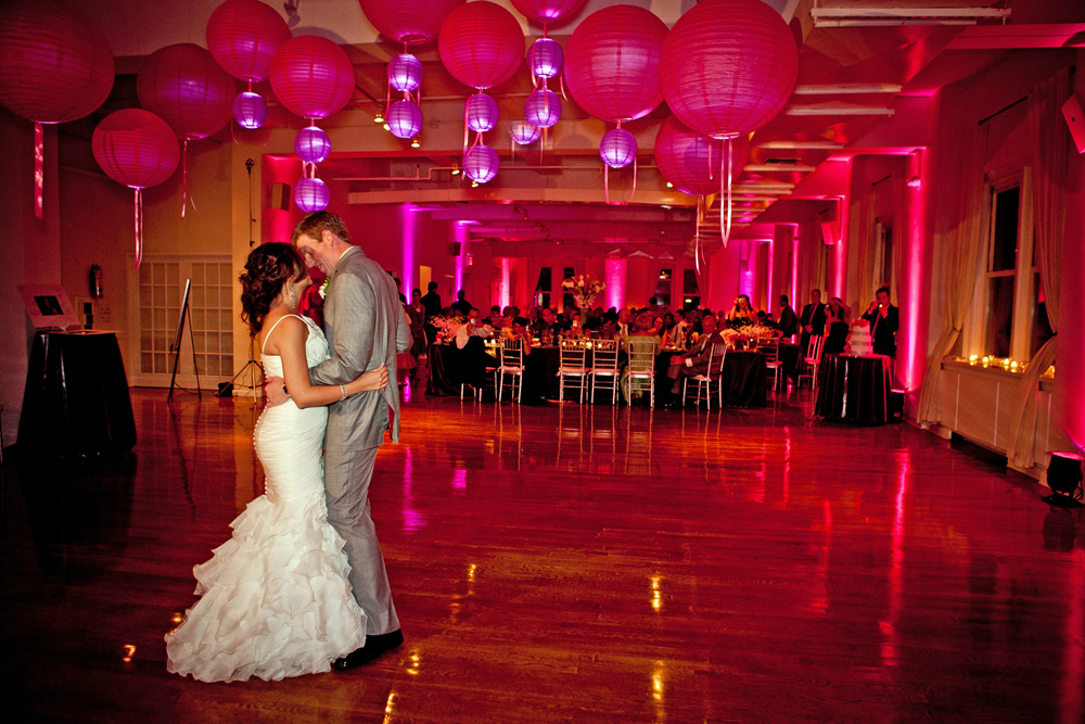 Midtown Loft amp Terrace Elegant New York Weddings