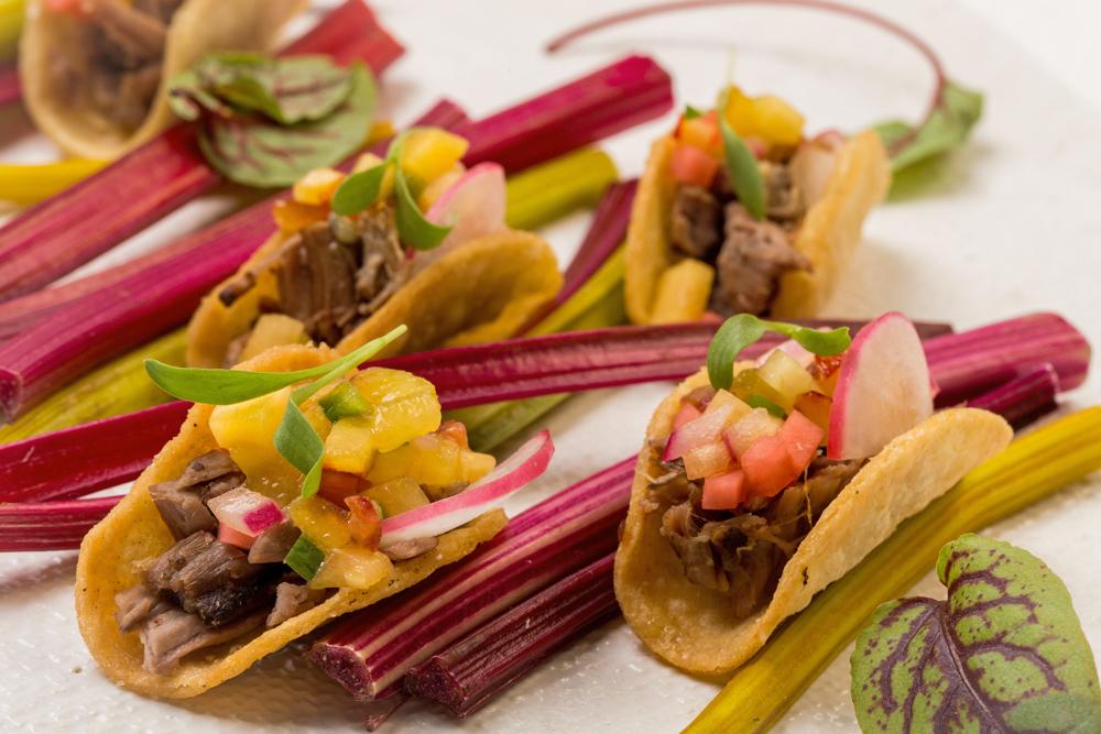 Nuhma New York, Mexican— Taco Bites