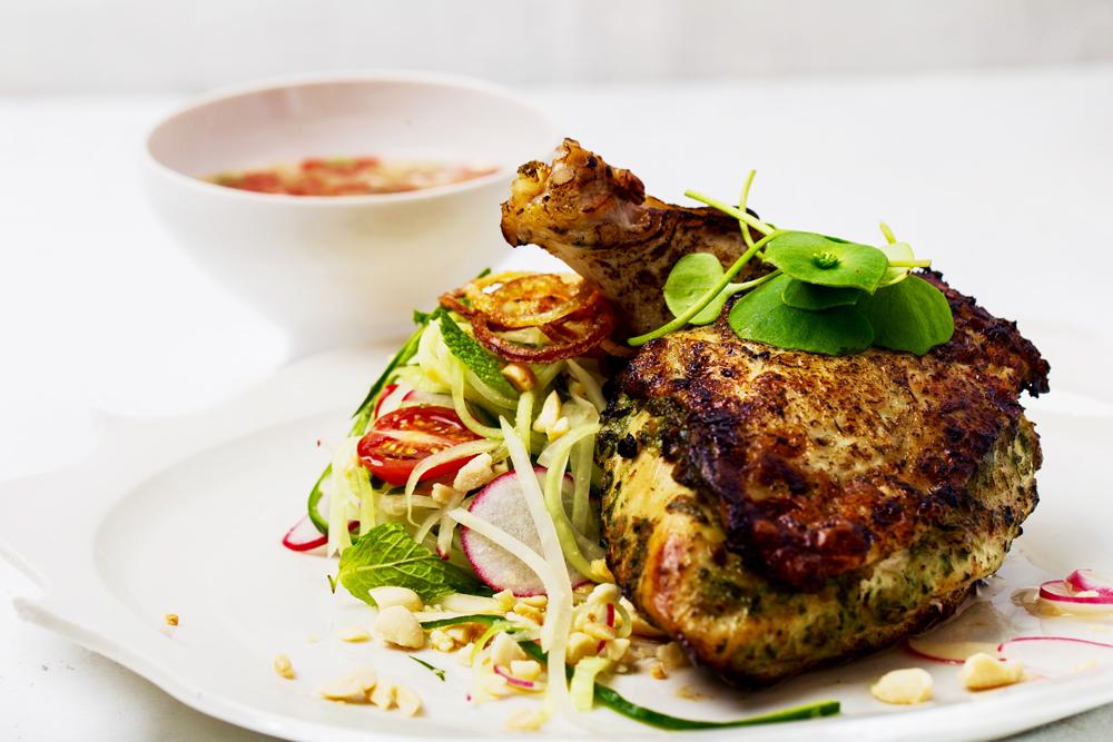 Nuhma New York, Southeast Asian— Lemongrass Chicken