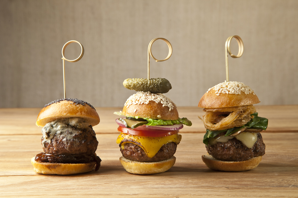 Nuhma New York, Specialty Hors D'Oeuvres—Sliders
