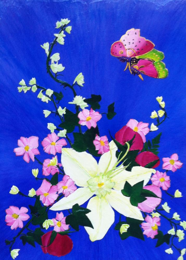 Qing Flowers Forever