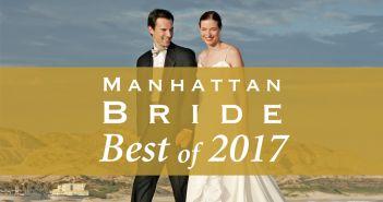 Manhattan Bride Best of 2017 Award Icon