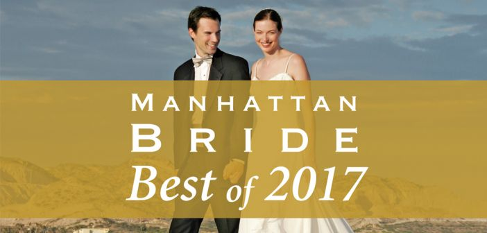 Manhattan Bride Best of 2017 Award Icon