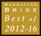 Manhattan Bride Best of 2012-2016