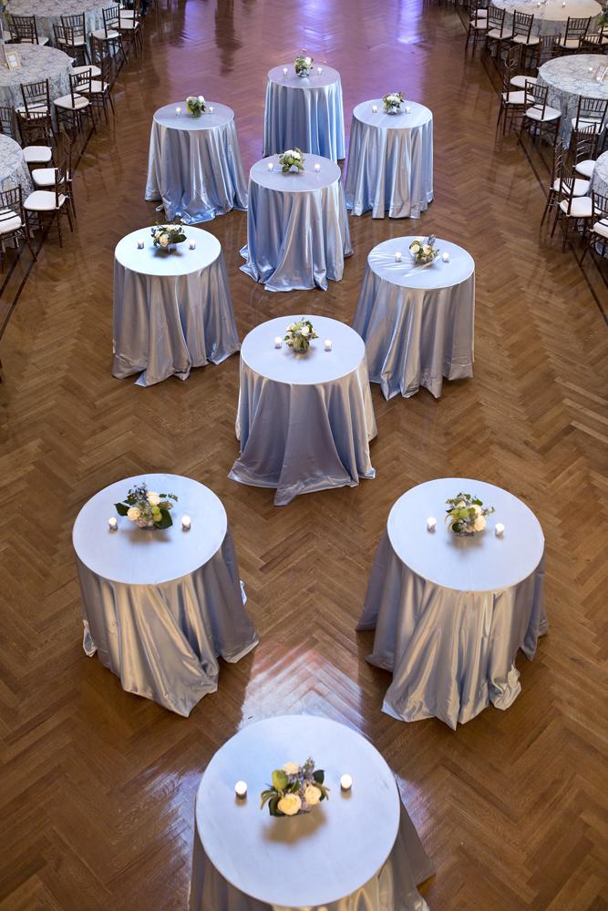 Bourne Mansion, The Ballroom