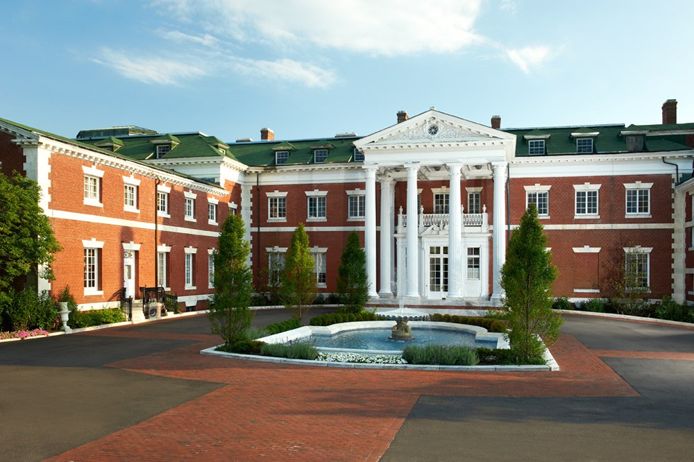 Bourne Mansion