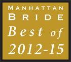 Manhattan Bride Best of 2012-2015