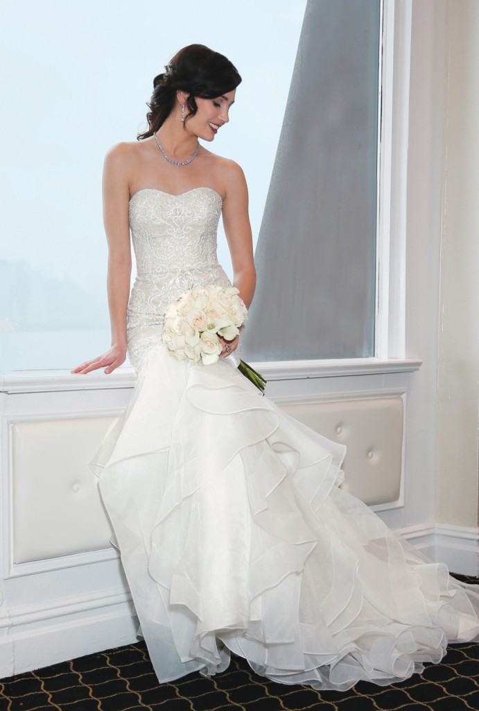 Bridal Gowns at Waterside Restaurant and Catering in NJ
