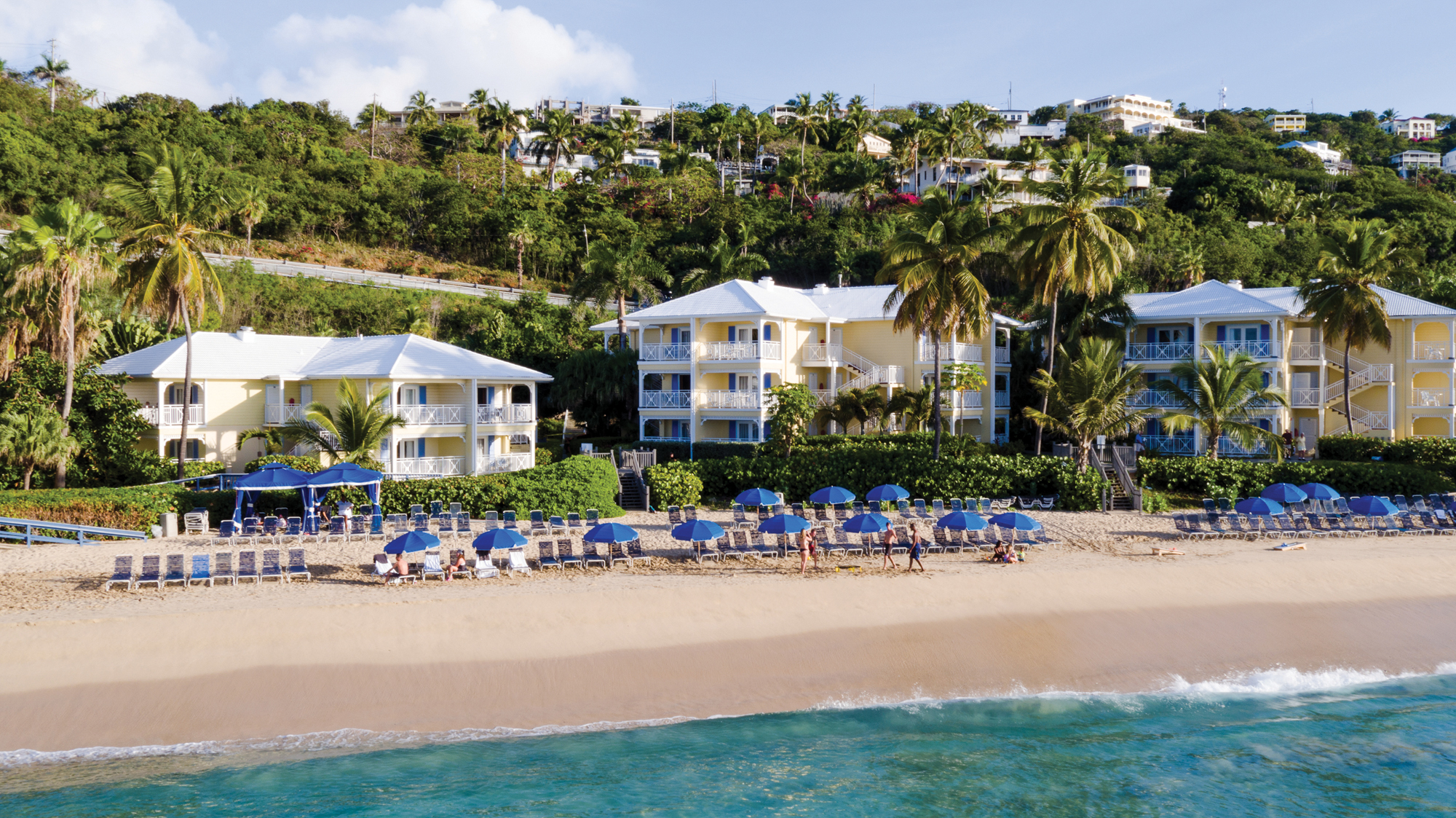 Frenchman's Reef, St. Thomas, By The Beach