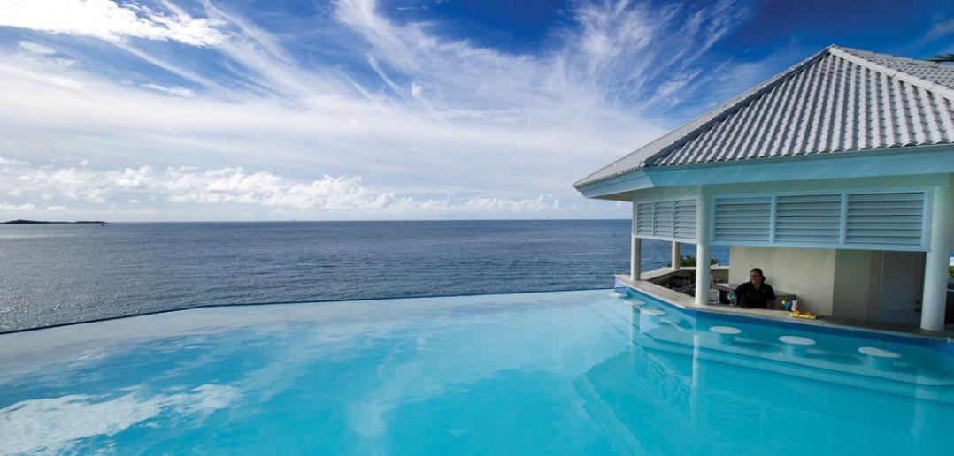 Frenchman's Reef, St. Thomas, Infinity Pool