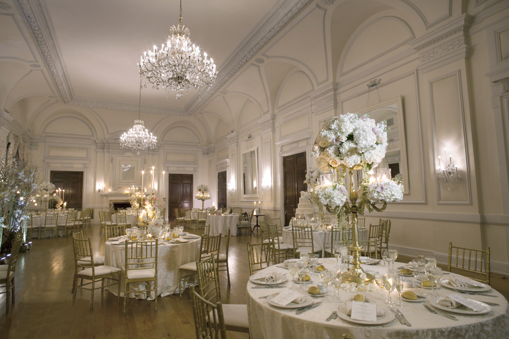 Oheka Castle,The Grand Ballroom (Brett Matthews Photography)