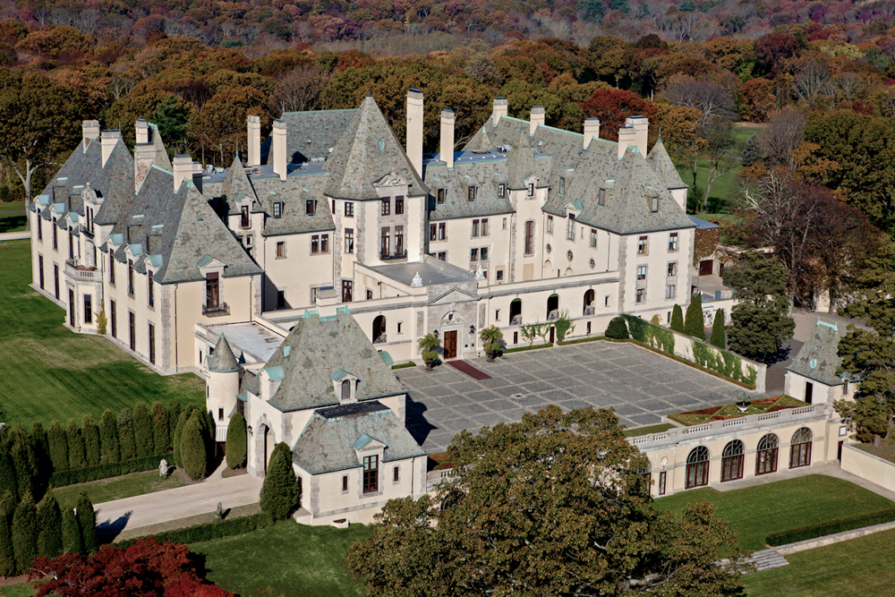 Oheka Castle (Photo: Stephen Turner)