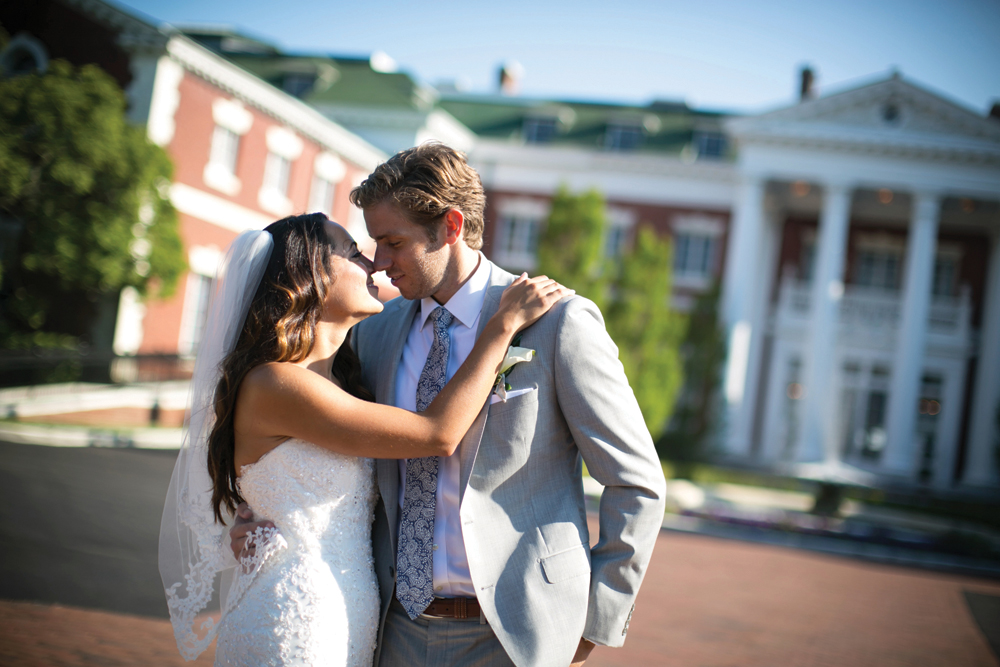 Lauryn & Michael's Wedding at Bourne Mansion (Photography: Park Ave Studio)