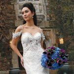 Gown: Eve of Milady (346), PMK Floral Arts
