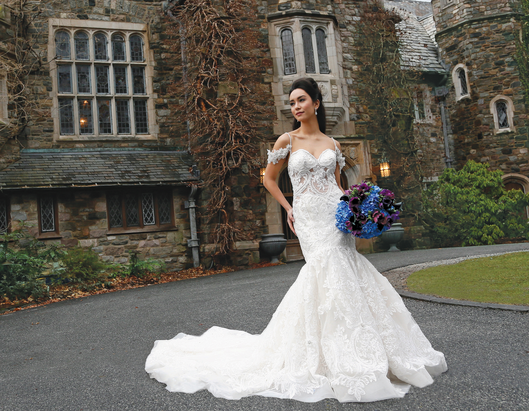Wedding Dresses Boutiques Nj : Bridal gowns at the skylands manor in new jersey