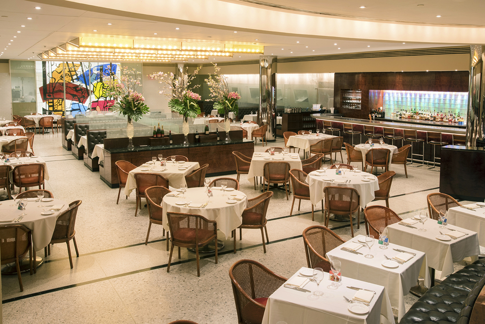 Brasserie 8-1/2 (Photo: Philip Greenberg)