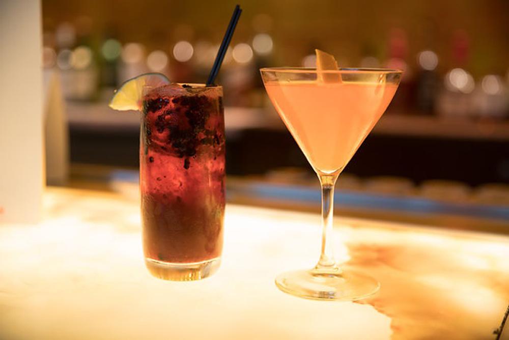Brasserie 8-1/2 Cocktails