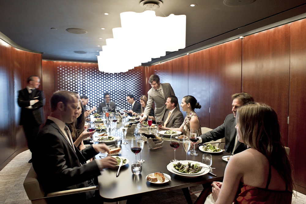 Lincoln Ristorante, Private Dining Room