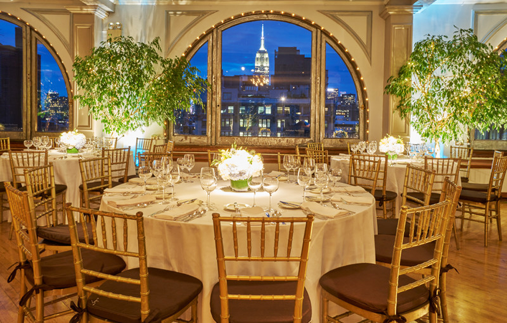 Manhattan Penthouse, Elegant Ballroom