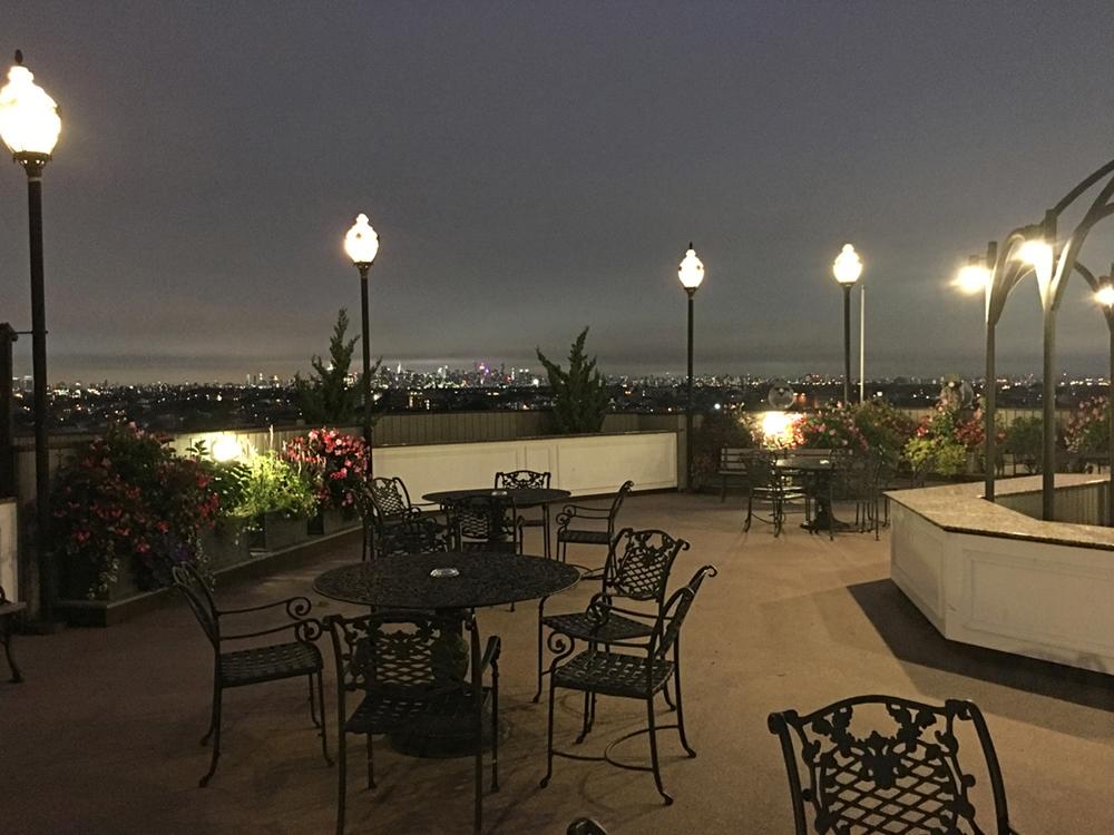 Terrace on the Park