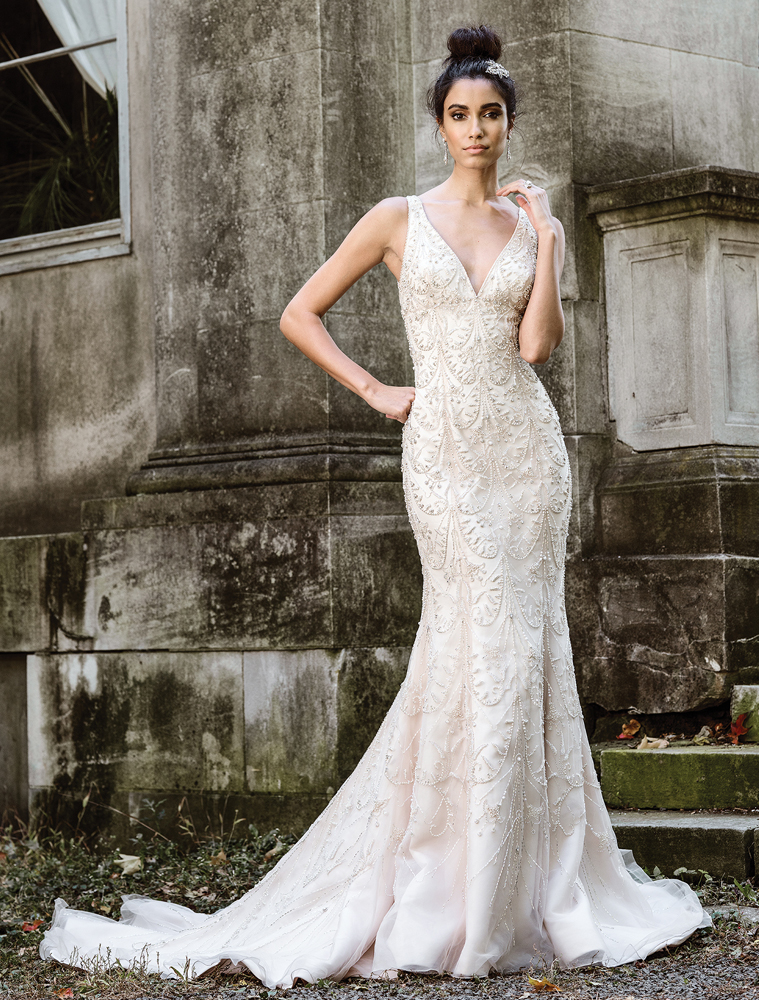 Bossina Couture, Justin Alexander