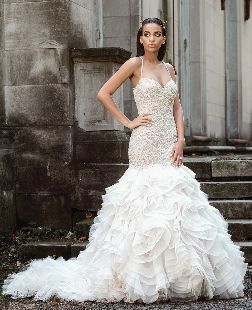 Bossina Couture Bridal Wedding Gowns Staten Island NY