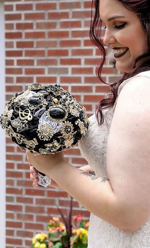 Forever Brooch Bouquets (Chosen Photo Inc.)