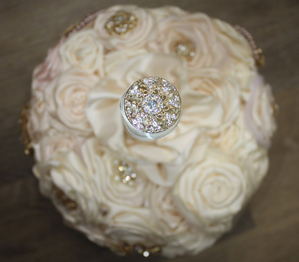 Forever Brooch Bouquets Bridal Wedding Flowers Ny