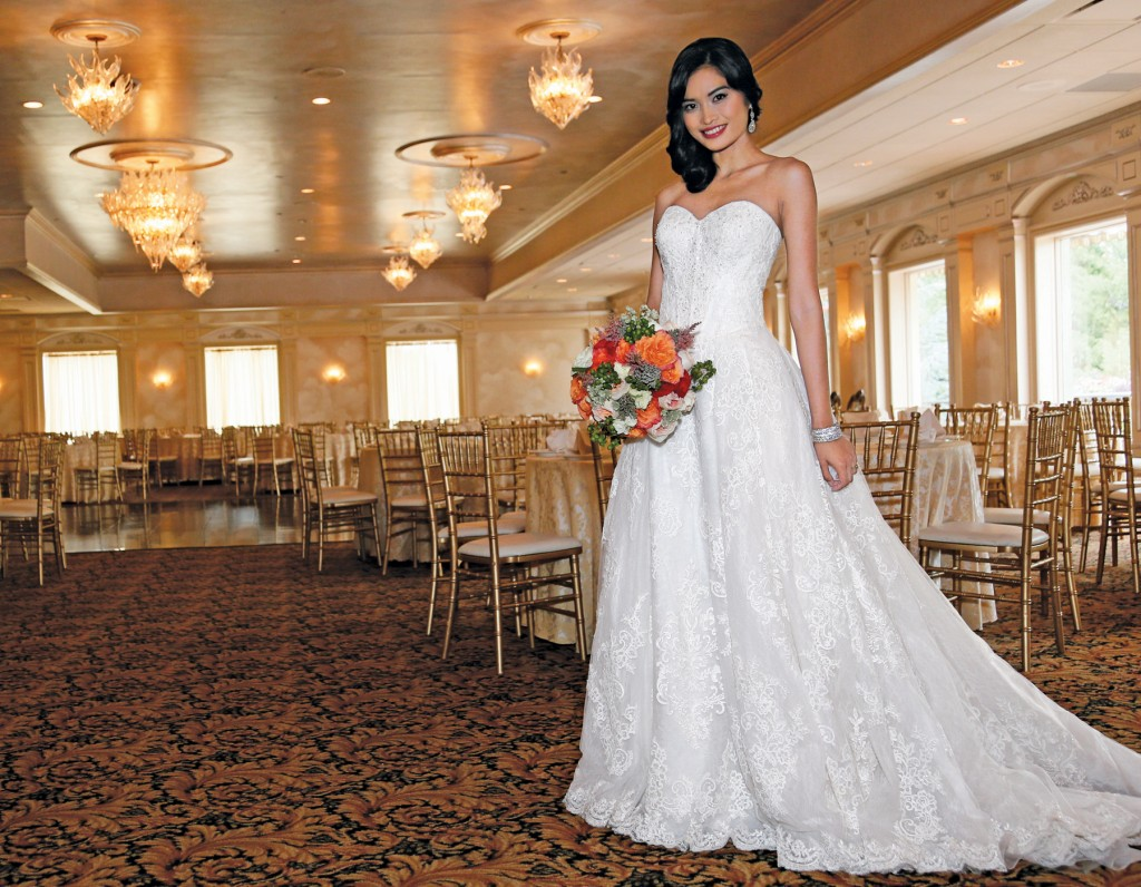 Bridal Gowns at il Tulipano in NJ