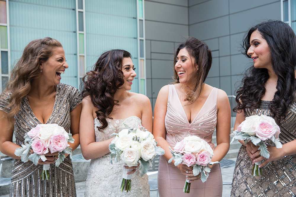 Natalie & Ravi's Wedding at Hotel Eventi (a guy + a girl photography)