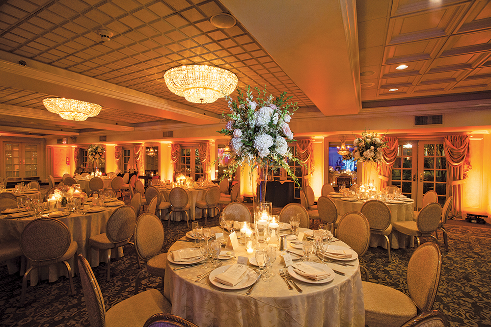 Olde Mill Inn, Washington Ballroom (Maggie McGill Photography)