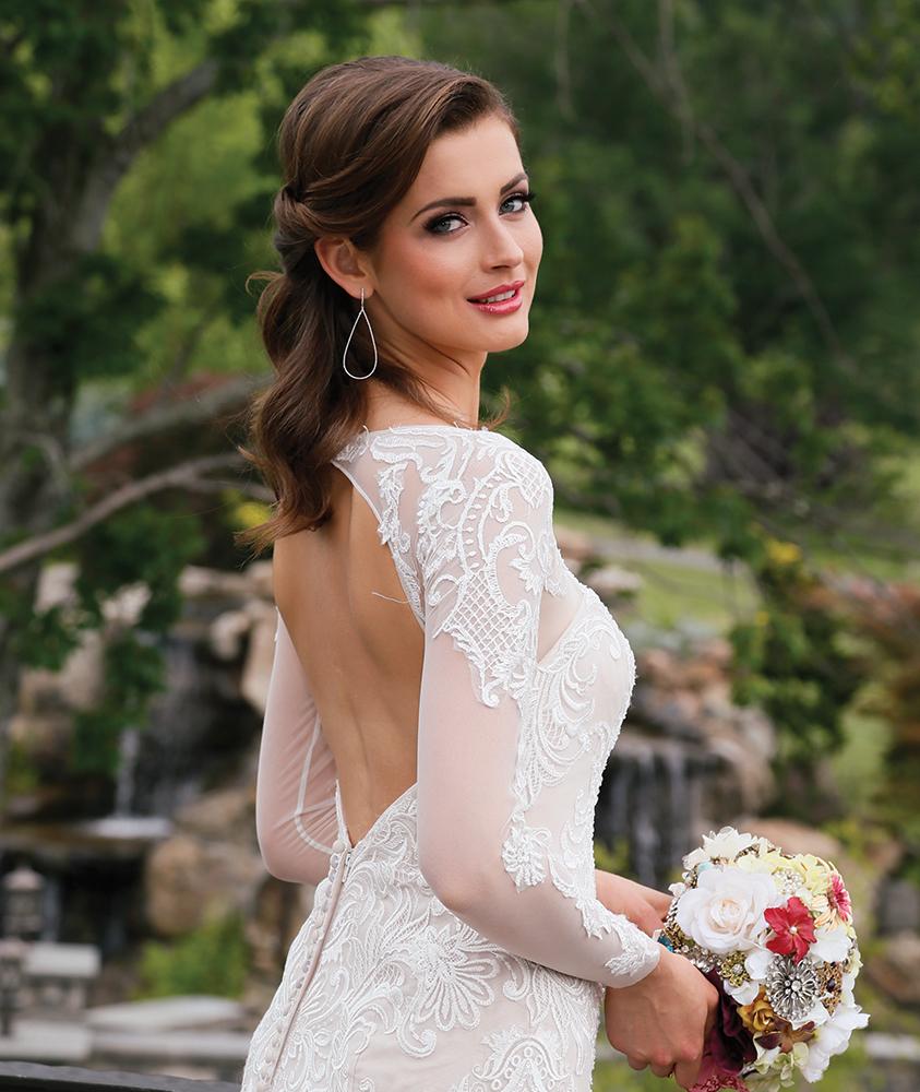 Anna Z. of NY Models, Hair & Makeup by The Bridal Suite NY