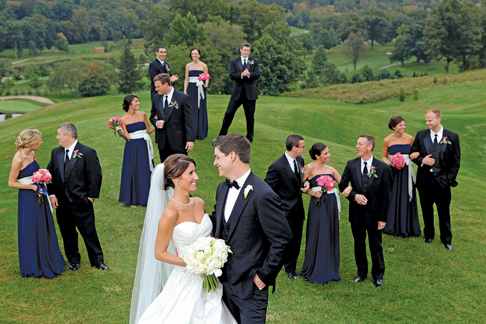 New York Country Club, Bridal Party