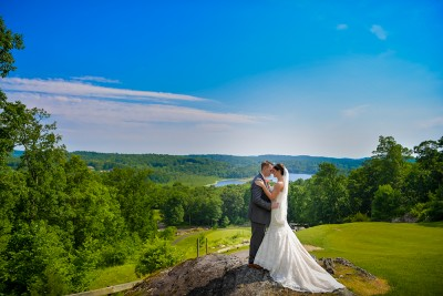 SkyView Golf Club Rustic Elegance Garden Wedding Site NJ