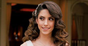 Hannah of NY Models, Makeup & Hair by The Bridal Suite NY