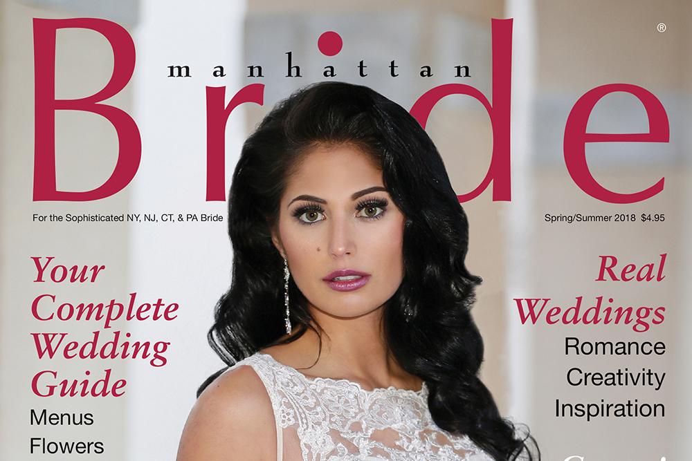 Manhattan Bride Cover Spring/Summer 2018