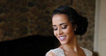 Malika of Bella Agency, Makeup by Makeup by Bri-Lyn, Hair by Beauty Entourage