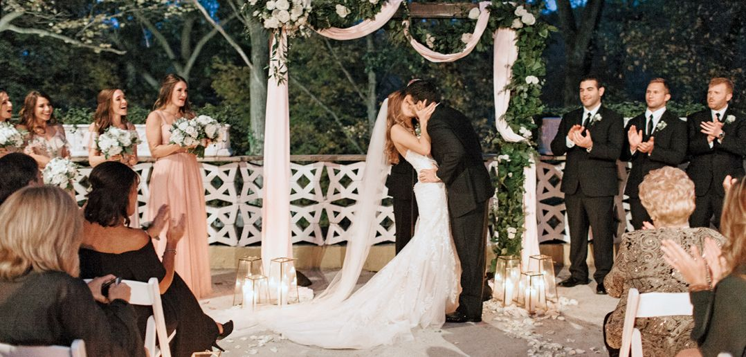 Jennifer & Vincent's Wedding at Stone House (Autumn Kern Photo)
