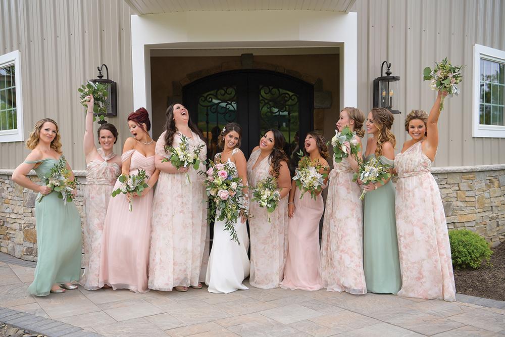Jennifer & Jonathan's Wedding at Bear Brook Valley (Anthony Ziccardi Studios)