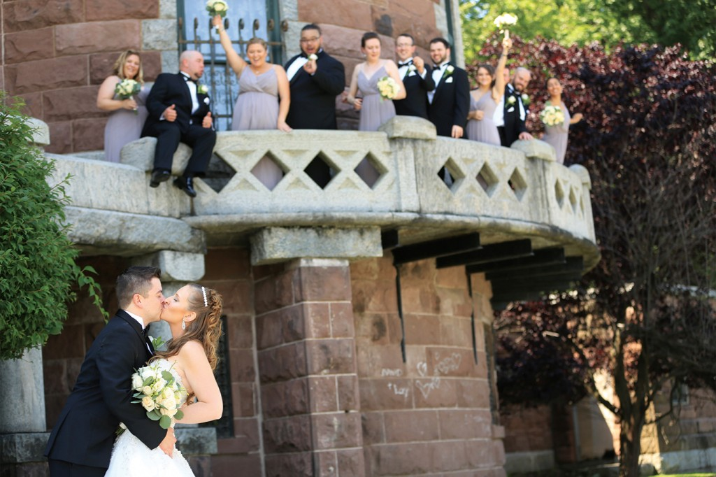 Jessica & Thomas' Wedding at The Brownstone (John Agnello Photography)