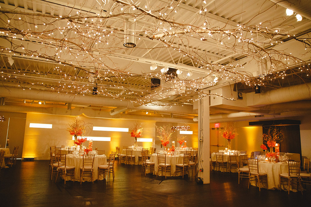 Loading Dock, Wedding Ballroom