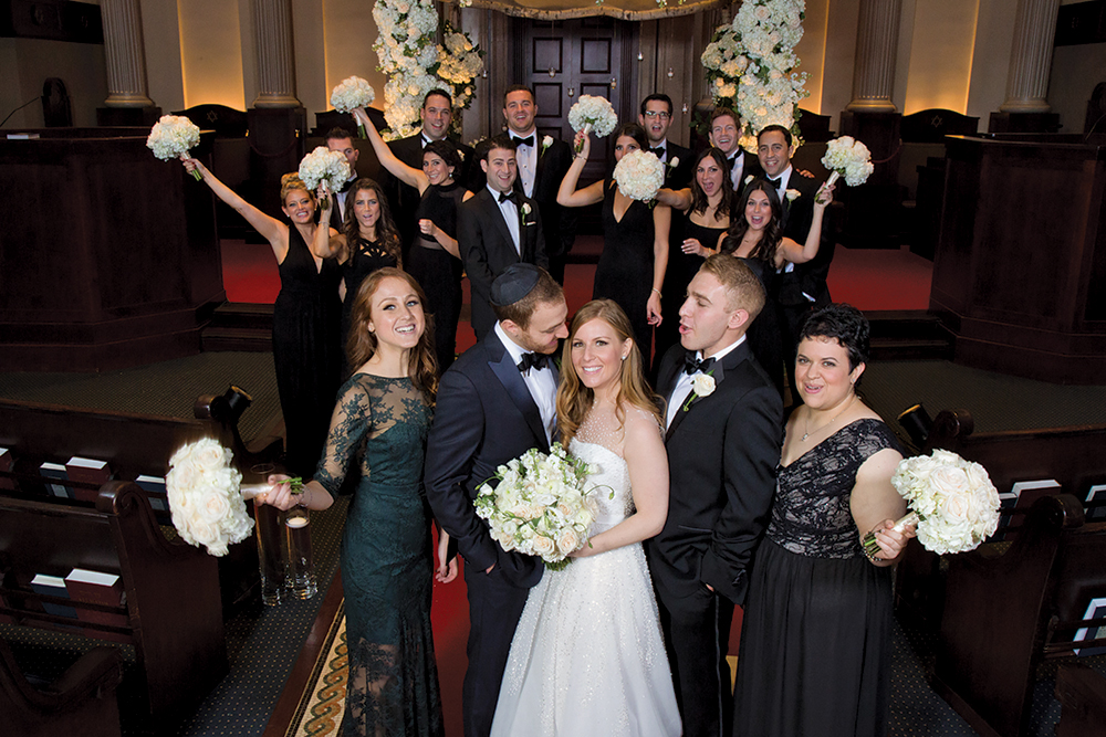 Katie & Jason's Wedding at Northern Valley Affairs (Natural Expressions Photography)