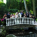 Jillian & Shane's Wedding at Nanina's in the Park (Milton Gil Photographers)
